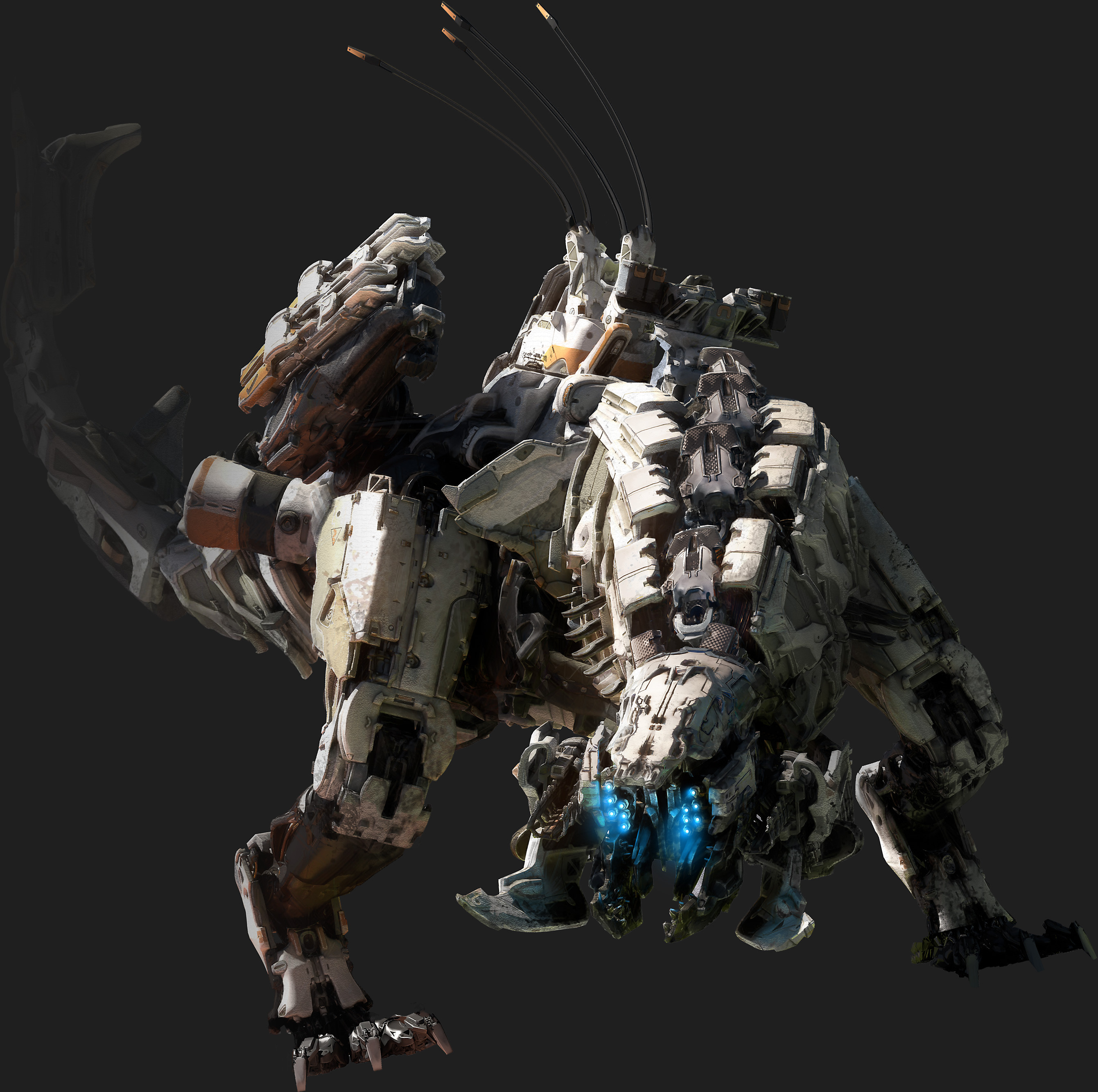 Horizon Zero Dawn - The Machines: Thunderjaw