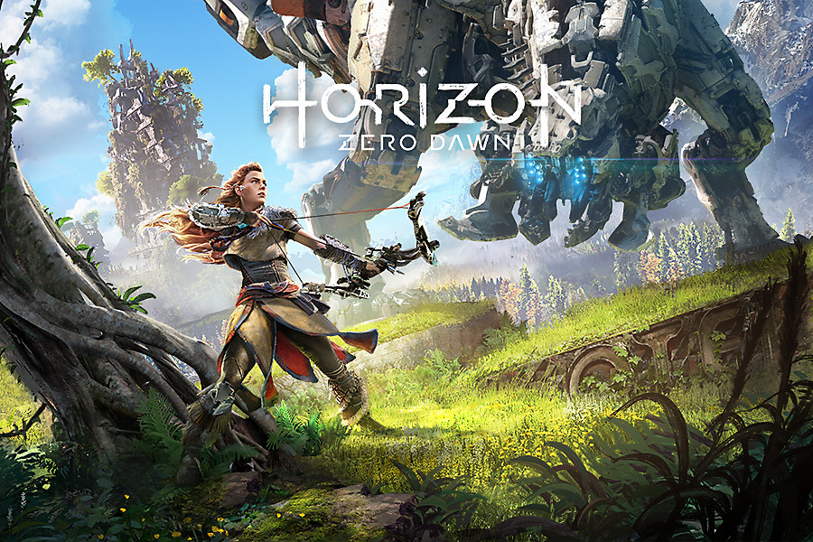 Horizon Zero Dawn - PS4 Pro