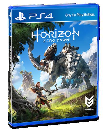 PS4 Horizon Of a Dawn