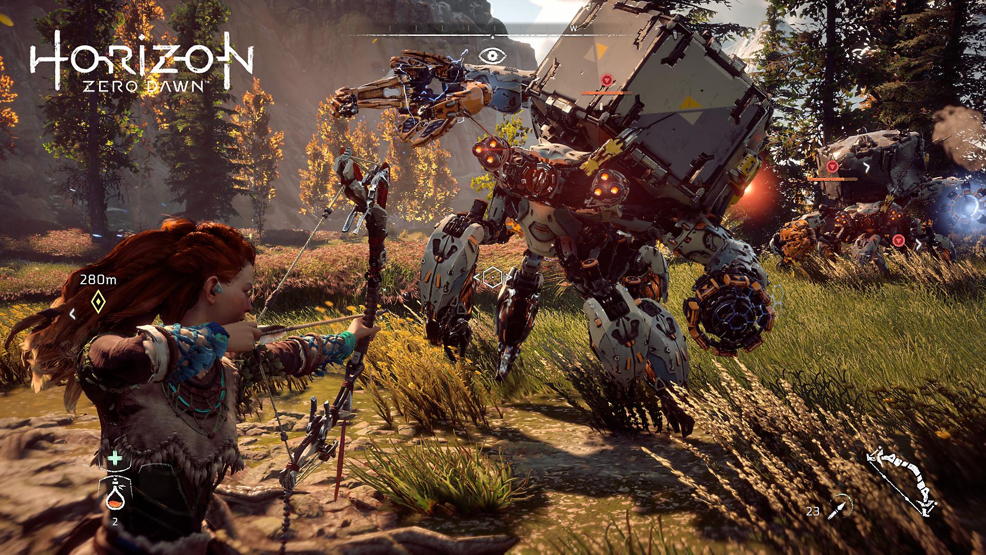 Horizon Zero Dawn Game | PS4 - PlayStation