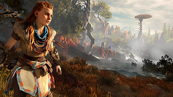 Horizon Zero Dawn  screenshot