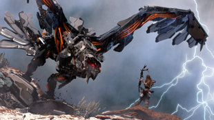 Horizon Zero Dawn PS4 Screenshot 3