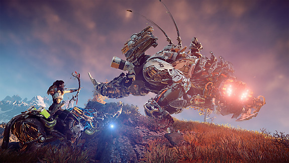 Horizon Zero Dawn - Screenshot INDEX