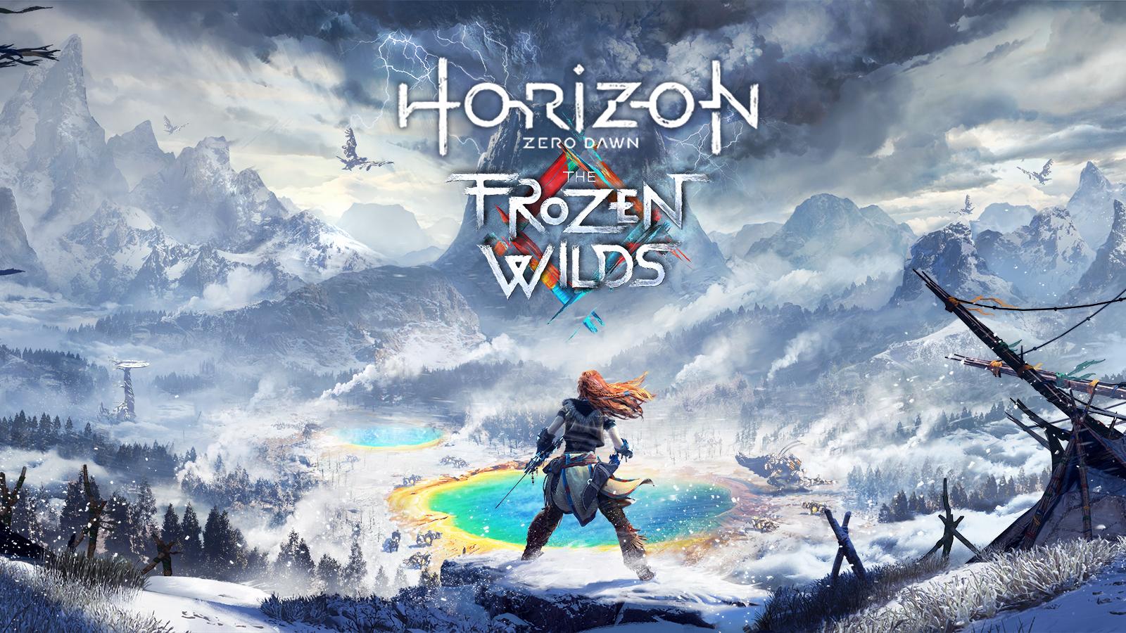 Resultado de imagen para Horizon: Zero Dawn - The Frozen Wilds