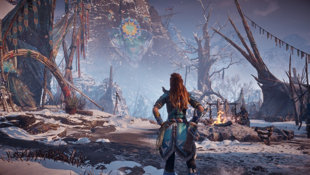 Horizon Zero Dawn: The Frozen Wilds Screenshot 6