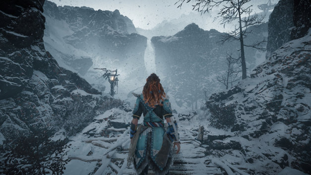 Horizon Zero Dawn: The Frozen Wilds Screenshot 7