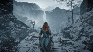 Horizon Zero Dawn: The Frozen Wilds Screenshot 2