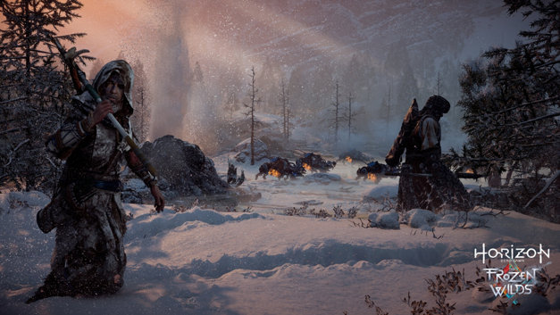 Horizon Zero Dawn: The Frozen Wilds Screenshot 13
