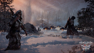 Horizon Zero Dawn: The Frozen Wilds Screenshot 8