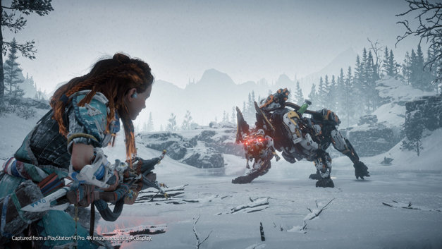 Horizon Zero Dawn: The Frozen Wilds Screenshot 4