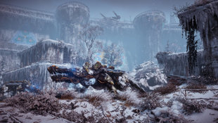 Horizon Zero Dawn: The Frozen Wilds Screenshot 9