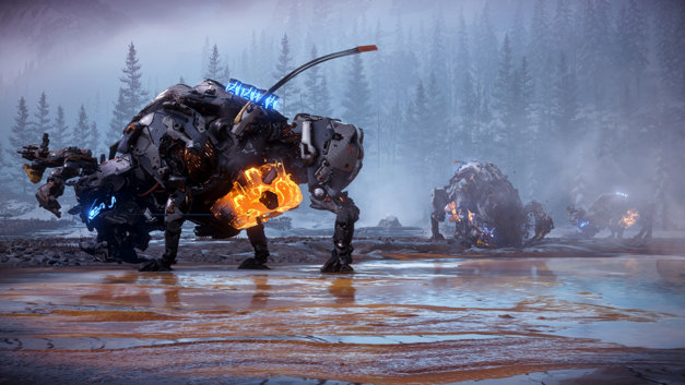 Horizon Zero Dawn: The Frozen Wilds Screenshot 10