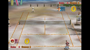 Hot Shots Tennis Screenshot 6