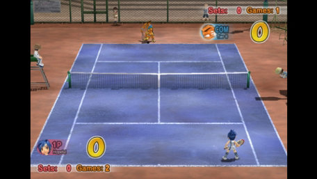 Hot Shots Tennis (PS4) Trailer Screenshot