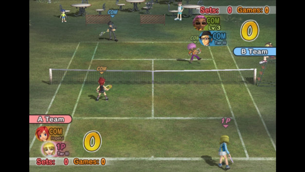 Hot Shots Tennis Screenshot 10