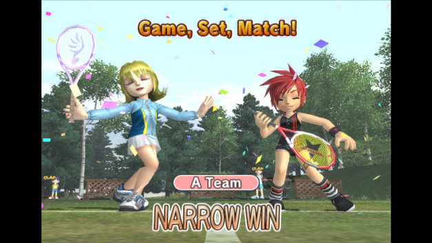 Hot Shots Tennis Screenshot 1