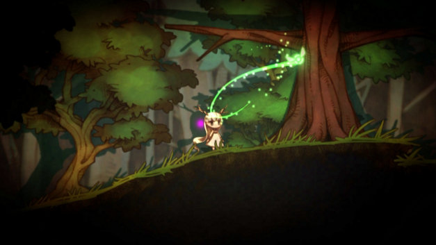 htoL#NiQ: The Firefly Diary Screenshot 1