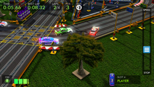 HTR+ Slot Car Simulation Screenshot 9
