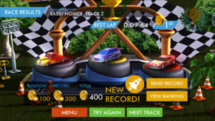 HTR+ Slot Car Simulation Screenshot 11