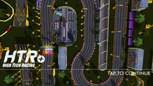 HTR+ Slot Car Simulation Screenshot 8