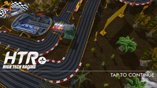 HTR+ Slot Car Simulation Screenshot 6