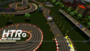 HTR+ Slot Car Simulation Screenshot 5