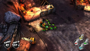 The Hungry Horde Screenshot 17