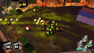 The Hungry Horde Screenshot 15