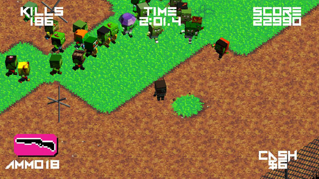 The Hungry Horde Screenshot 1