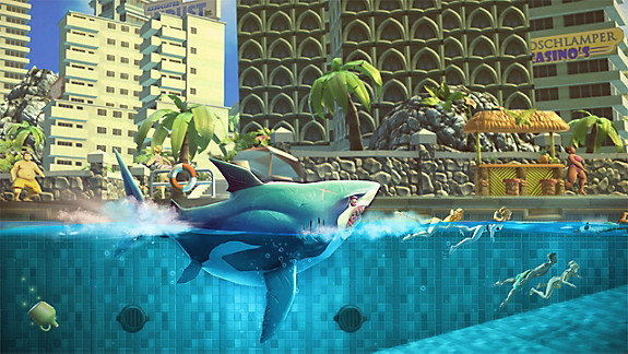 Hungry Shark® World - Screenshot INDEX