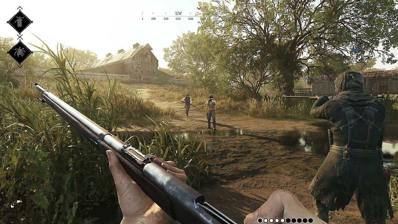 Hunt Gameplay
