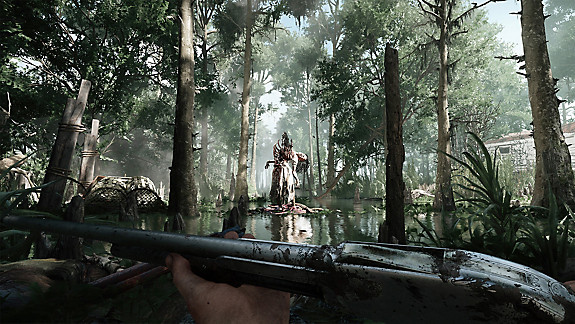 Hunt: Showdown - Screenshot INDEX