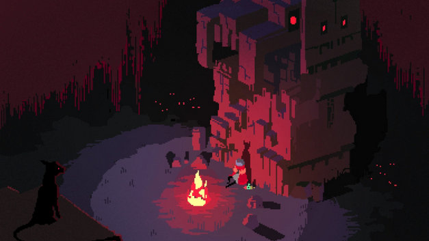 Hyper Light Drifter™ Screenshot 1