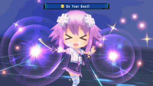 Hyperdevotion Noire: Goddess Black Heart Screenshot 6