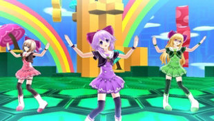 Hyperdimension Neptunia: Producing Perfection Screenshot 8