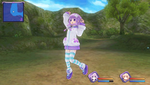 Hyperdimension Neptunia ReBirth1 Screenshot 8