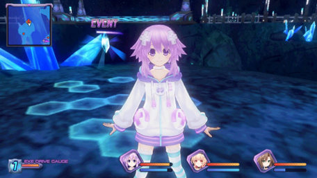 Hyperdimension Neptunia ReBirth1 Trailer Screenshot