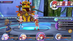 Hyperdimension Neptunia ReBirth2 Screenshot 2