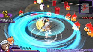 Hyperdimension Neptunia U: Action Unleashed Screenshot 3