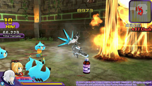 Hyperdimension Neptunia U: Action Unleashed Screenshot 6