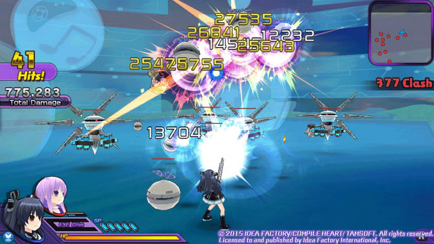 Hyperdimension Neptunia U: Action Unleashed Screenshot 7