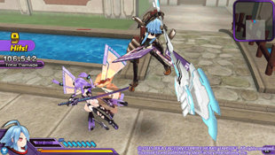 Hyperdimension Neptunia U: Action Unleashed Screenshot 8