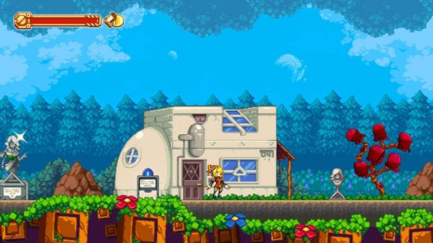 Iconoclasts Screenshot 7