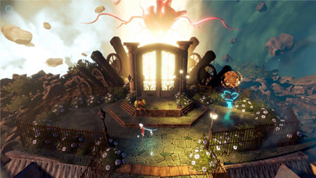 Illusion: A Tale of the Mind Trailer Screenshot