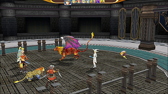 Illusion of L'Phalcia - Screenshot INDEX
