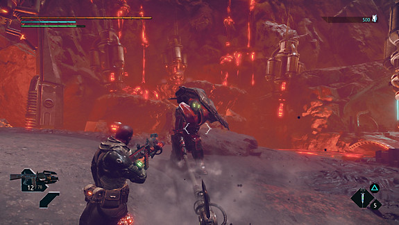 IMMORTAL: UNCHAINED screenshot