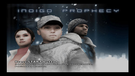 INDIGO PROPHECY (PS2) Trailer Screenshot