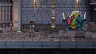 Indivisible Screenshot 11