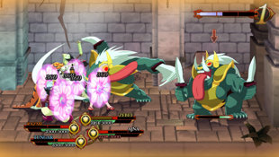 Indivisible Screenshot 14