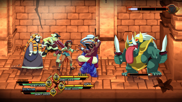 Indivisible Screenshot 16